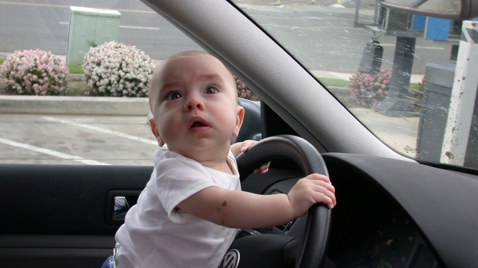 It Starts with the Driving Baby