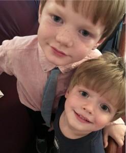 Danny & James
